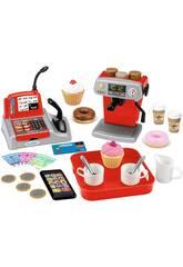 Set Coffee Shop 100% Chef Smoby 2578