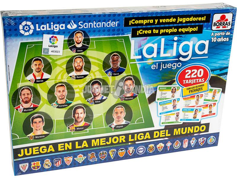 Juego de Mesa La Liga 2020-21 Educa 18866