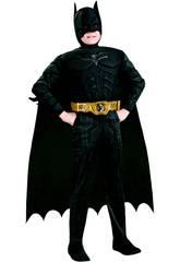 Kinderkostüm Muskulöse Batman Mit T-S-Zubehör Rubies 881290-S