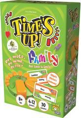 Time´s Up Family Versão Verde Asmodee RPTUFA03