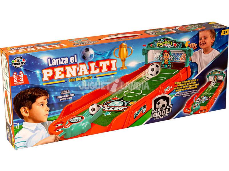 Juego Lanza El Penalti