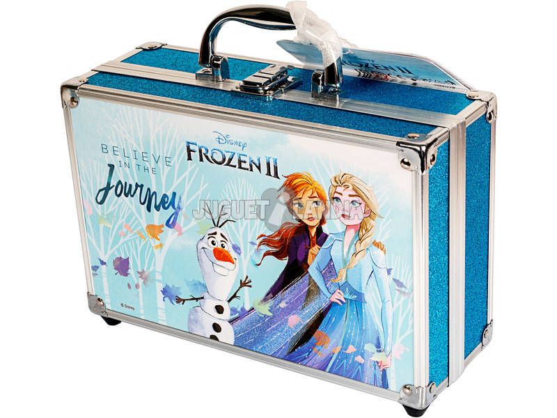 Frozen 2 Makeup Train Case Markwins 1580179E
