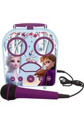 Frozen Altifalante Karaoke Bluetooth
