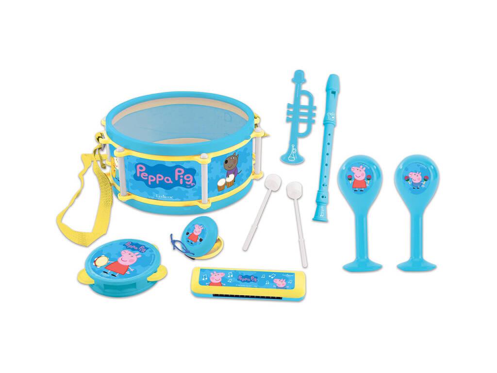 Peppa Pig Set Musical 7 Piezas Lexibook K360PP