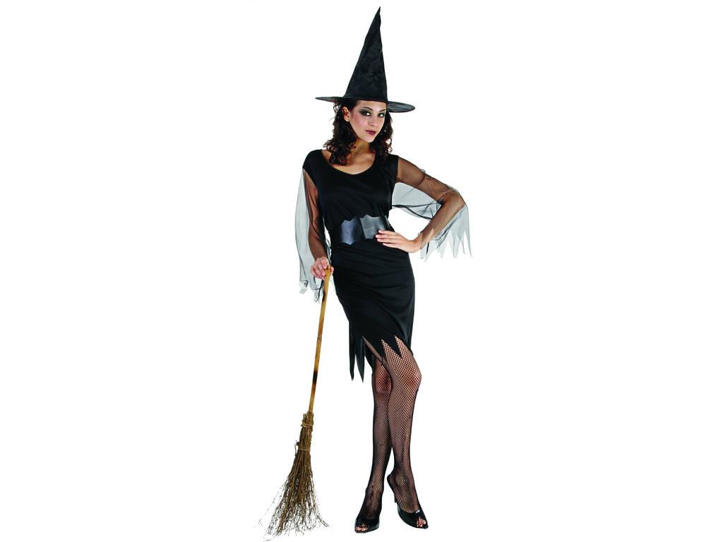 Disfraz Adulto Bruja Mujer Talla L