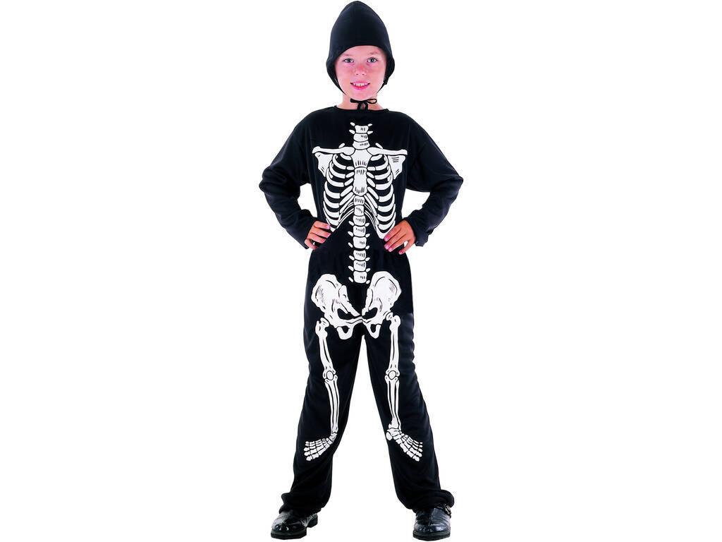Disfraz Niño Esqueleto Talla L