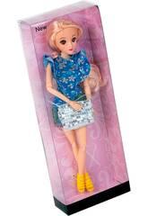 Muñeca Maniquí a la Moda 30 cm. Modelo C