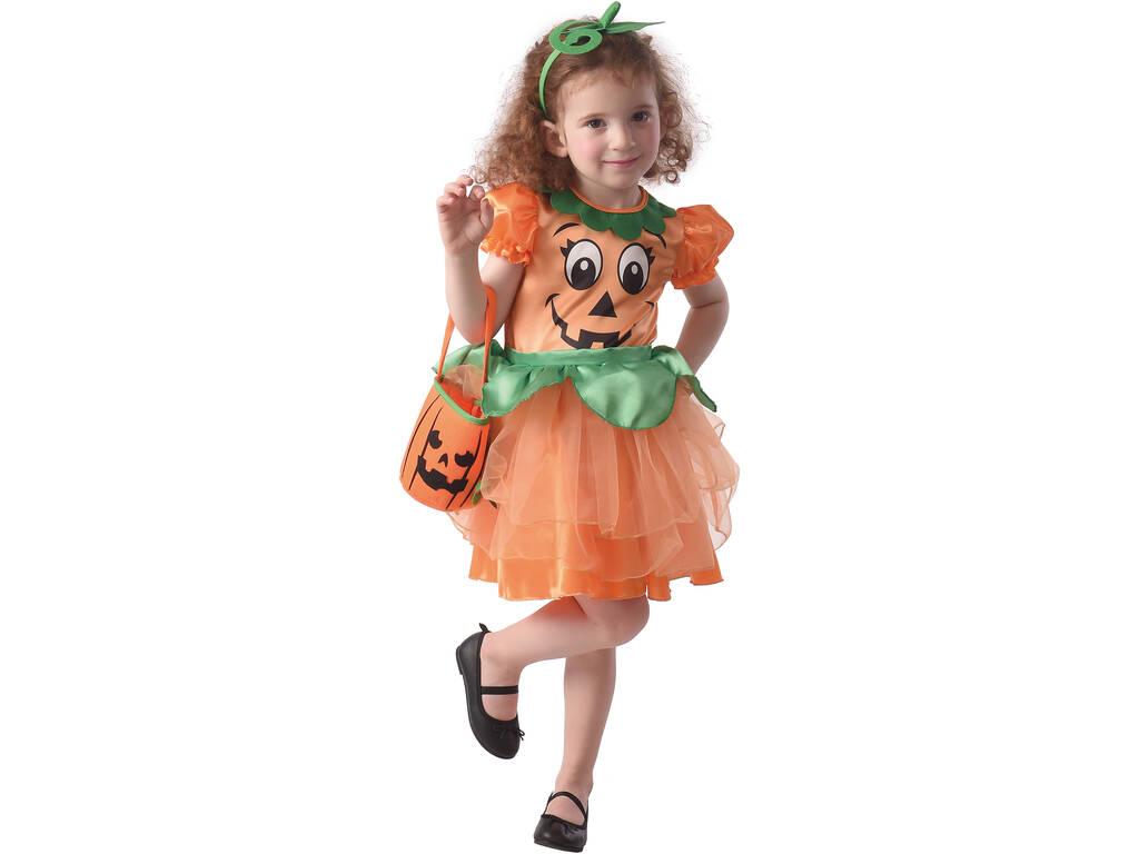 Disfraz Calabaza Vestido Bebé Talla S