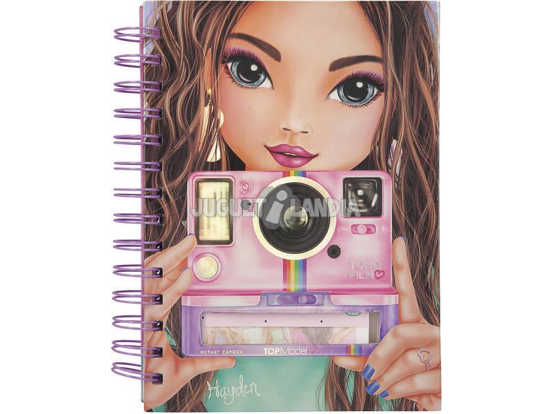 TopModel Bloc-Notes Selfie Candy Cake 11137