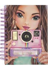 TopModel Bloc de Notas Selfie Candy Cake 11137