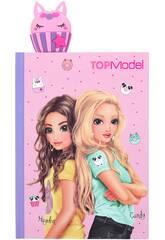 TopModel Agenda Secreta Candy Cake 11138