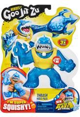 Heroes Of Goo Jit Zu Figura Thrash Bandai 41041