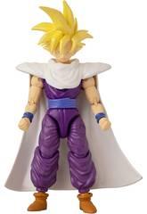 Dragon Ball Super Figurine Deluxe Gohan Super Saiyan Bandai 36767