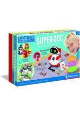 Robot Éducatif avec Voix Super Doc Clementoni 55379.2