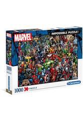 Puzzle 1000 Marvel Clementoni 39411