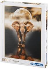 Puzzle 1000 El Elefante Clementoni 39416