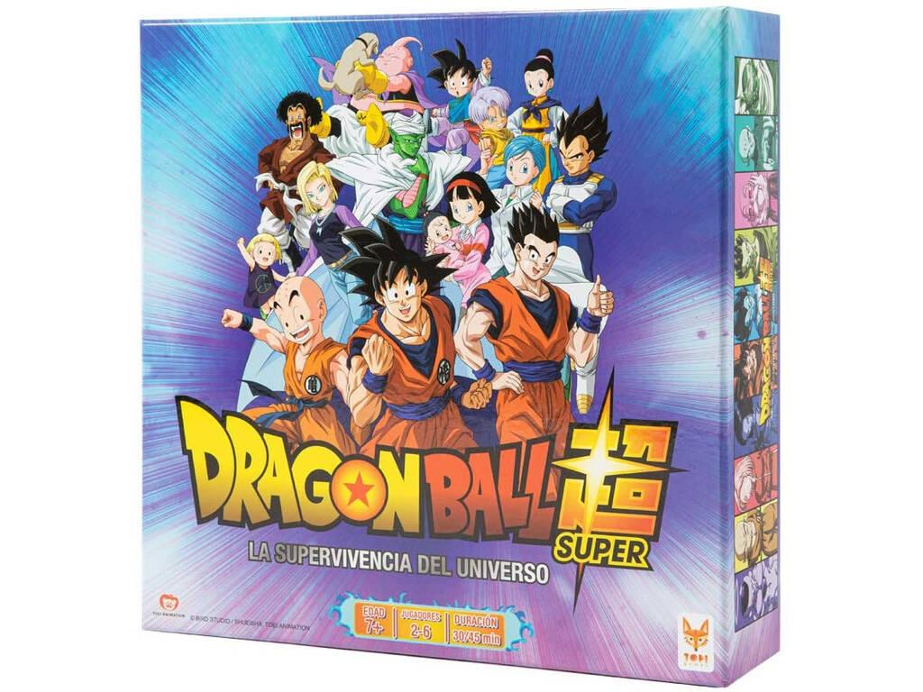 Dragon Ball Super La Supervivencia del Universo Bandai TG10011
