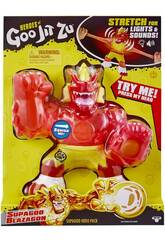 Heroes Of Goo Jit Zu Super Figurine Supagoo Blazagon Bandai CO41012