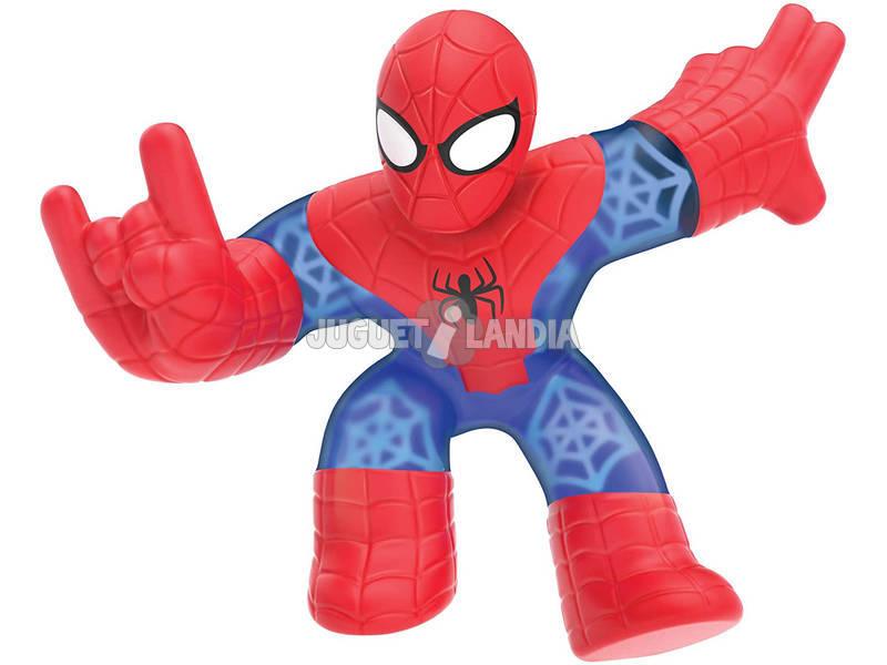 Goo Jit Zu Figura Marvel Héroes Spiderman