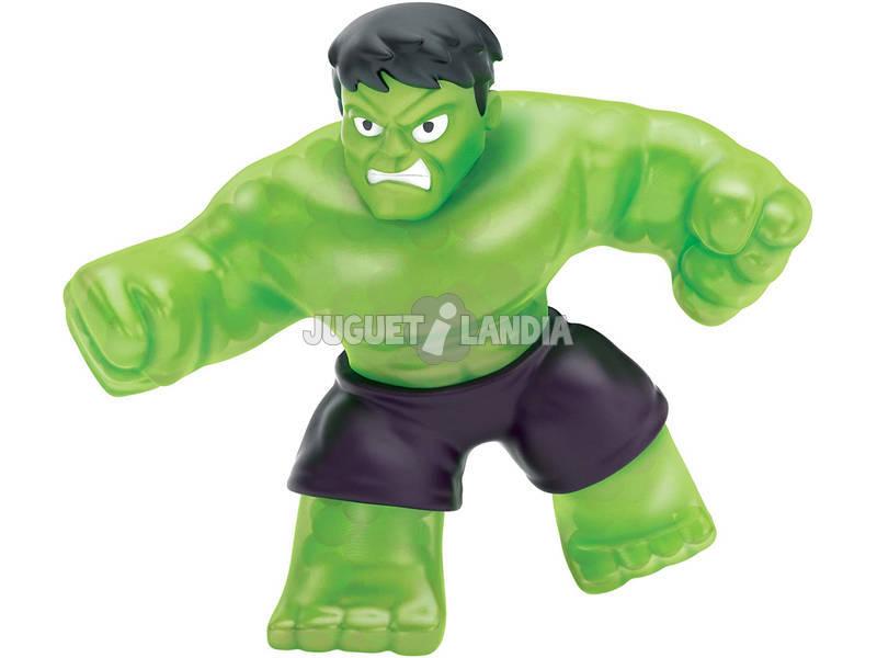 Goo Jit Zu Figurine Marvel Héros Hulk Bandai 41055