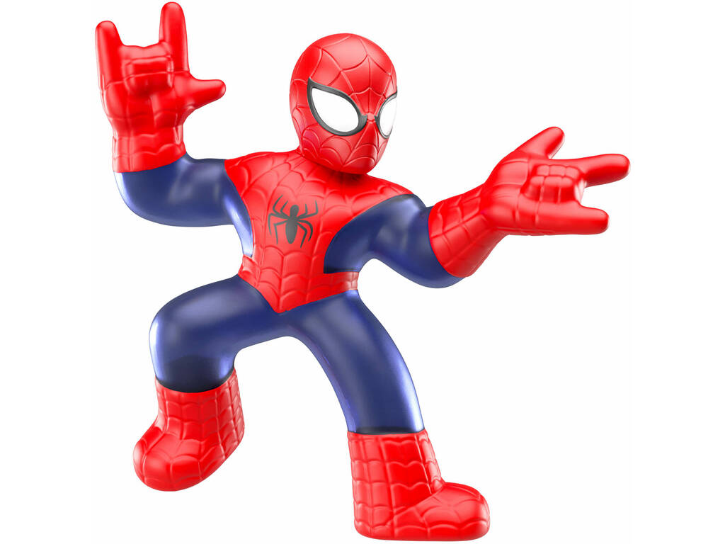 Goo Jit Zu Super Héroe Marvel Spiderman Bandai CO41081
