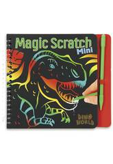 Dino World Mini Magic Scratch Book 10711