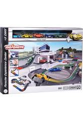 Majorette Porsche Experience Center + 5 Coches 20029