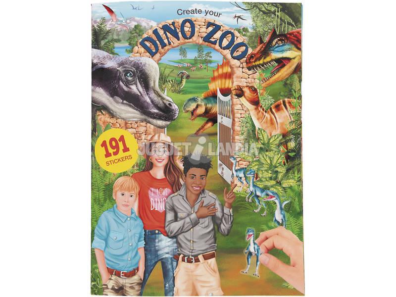 Dino World Create Your Dino Zoo 11400