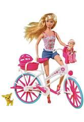Steffi Love con Bicicleta Simba 5739050