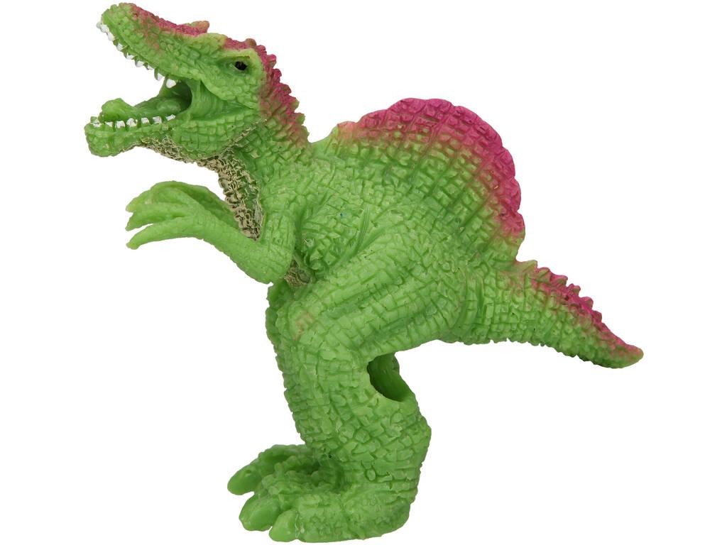 Dino World Marioneta de Dedo 7343