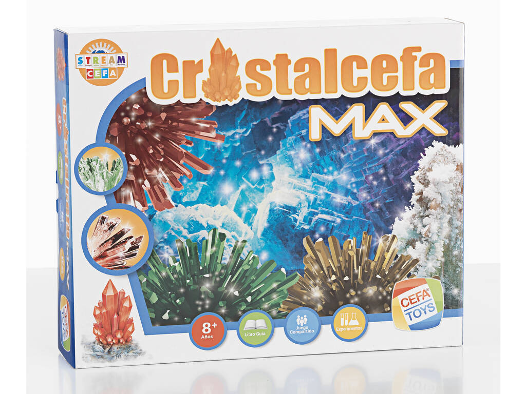 Cristalcefa Max Cefa Toys 21849