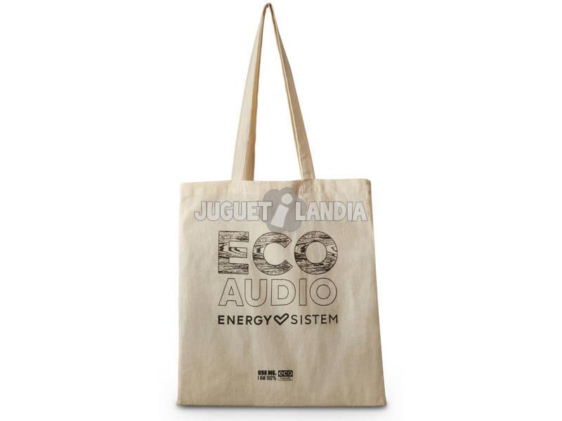 Bolsa de Tela Tote Bag Eco-Friendly Limited Edition Energy Sistem 45219
