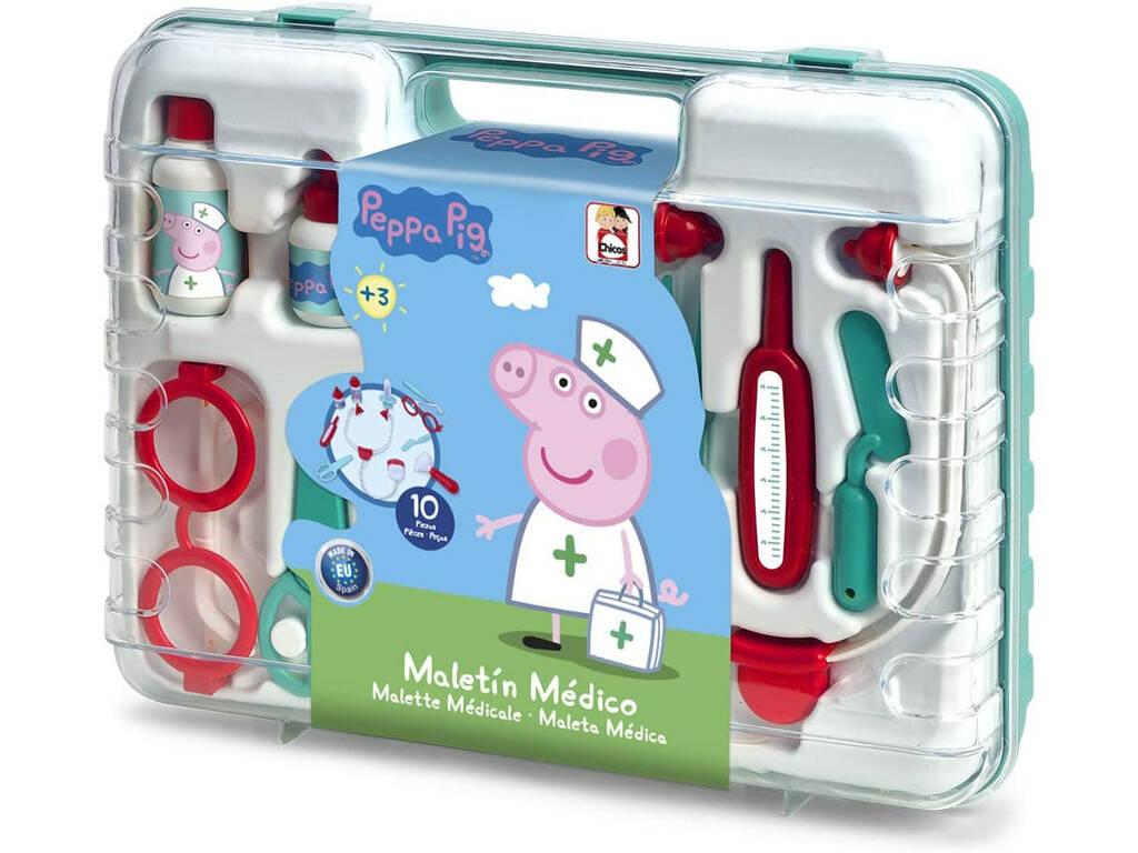 Maletín Médico Peppa Pig Fábrica de Juguetes 87020