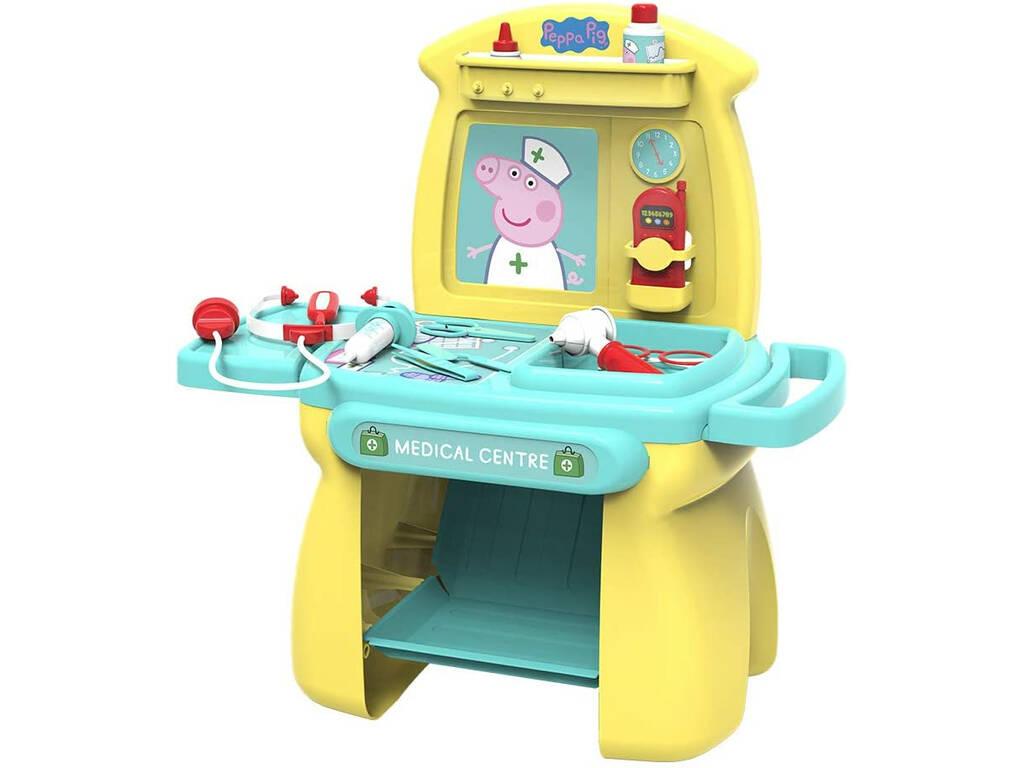 Peppa Pig Centro Médico Fábrica de Juguetes 84503