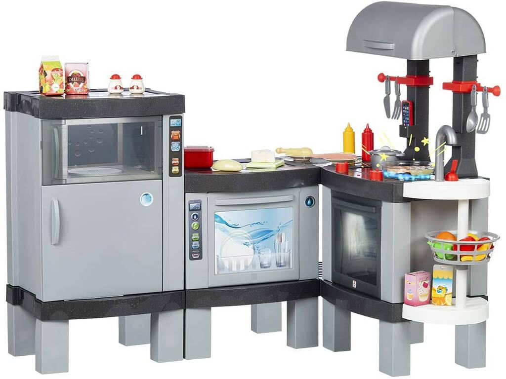 Vraie Cuisine Cooking Kitchen XL Fábrica de Juguete 85120