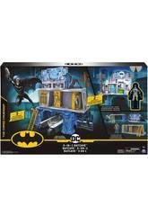 Batman Batcave 3 En 1 Bizak 6192 7819