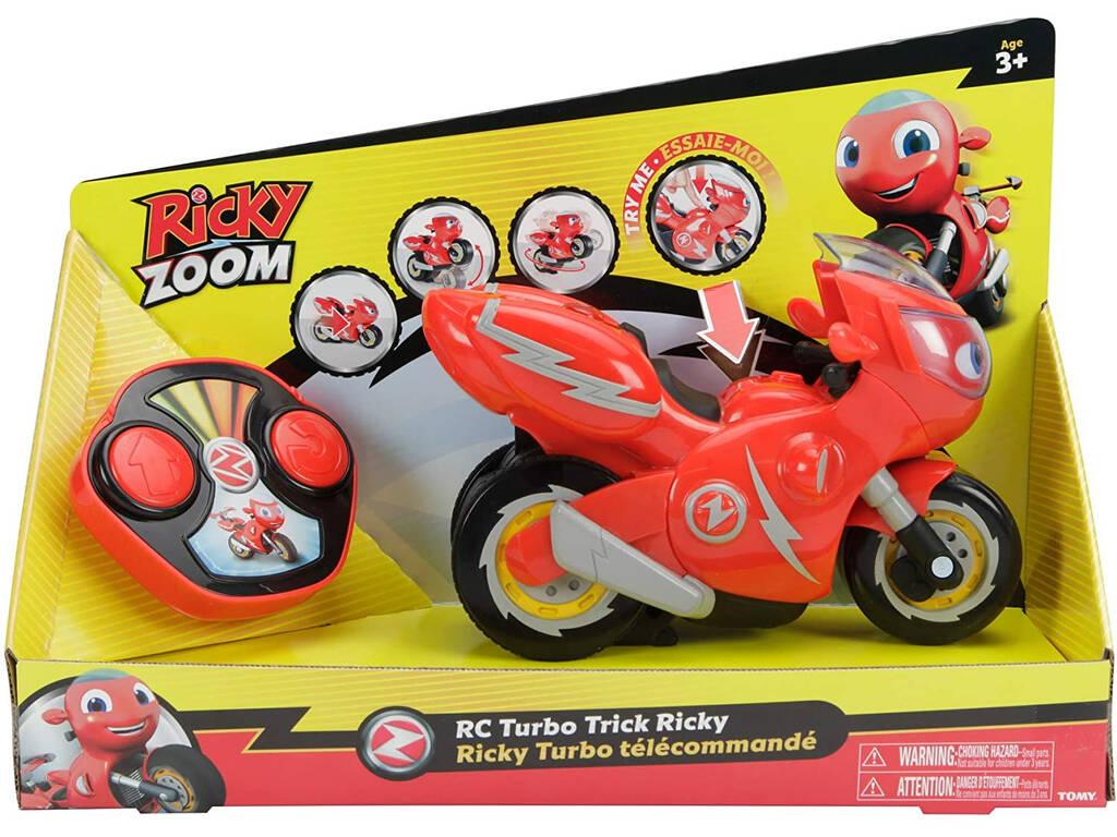 Radio Control Ricky Zoom Bizak 3069 0055