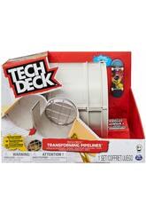 Tech Deck Transformer Pipeline Ramp Bizak 6192 9900