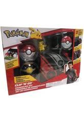 Pokémon pochete de cintura Arena Combate Bizak 6322 0028