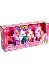 Familia 5 Unicornios