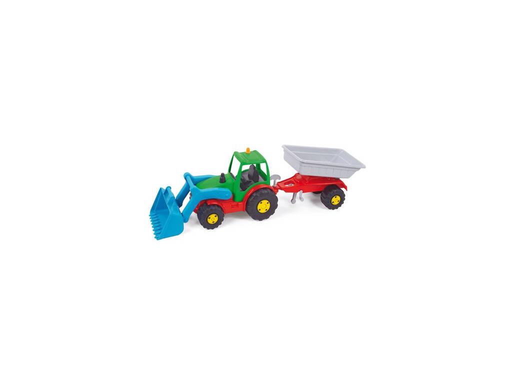 Tractor Pala y Remolque AVC 5196