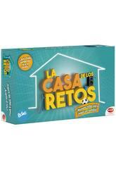 Jogo A Casa Dos Desafios Bizak 35001923