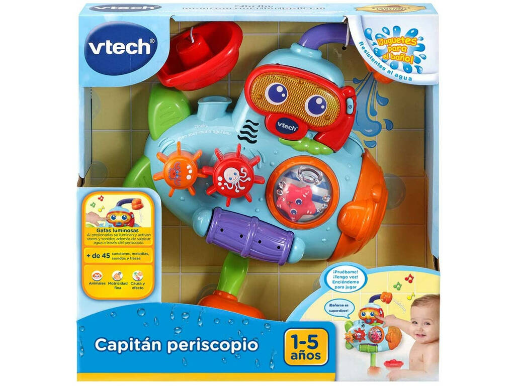 Capitaine Périscope Smoby 516422