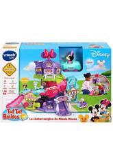 Tut Tut Bólidos La Ciudad Mágica de Minnie Mouse Vtech 521822