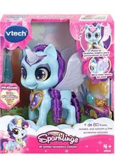 Sparklings Animal Fantastique Licorne Bleu Ciel Vtech 530867
