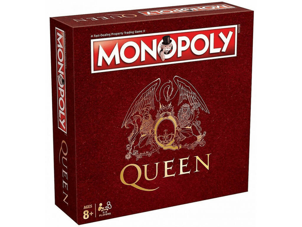 Monopoly Queen Eleven Force 12128