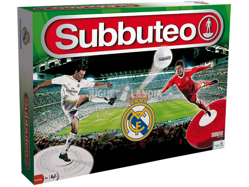 Subbuteo Real Madrid Eleven Force 12487