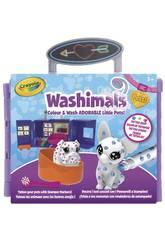 Washimals Pets Studio de Tatouage Crayola 74-7412