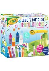 Laboratoire de Marqueurs Multicolores Crayola 25-5961