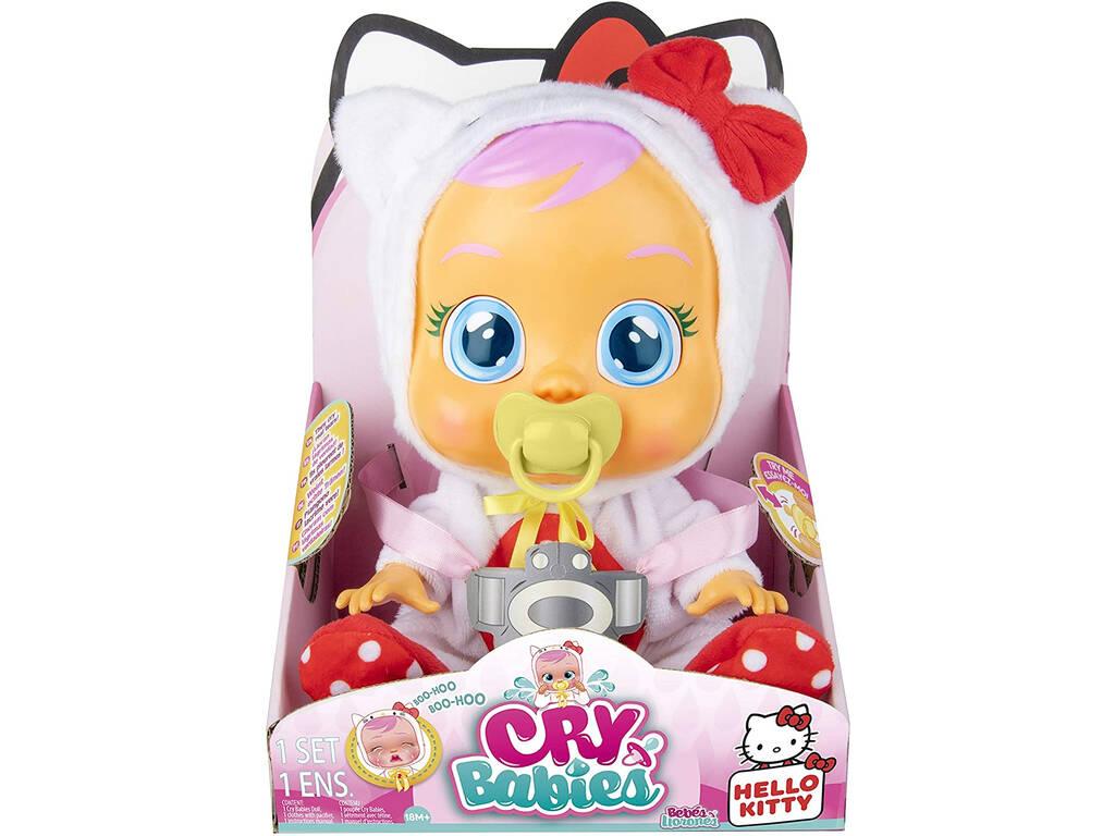 Bebés Llorones Hello Kitty IMC 80133